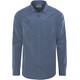 Craghoppers Kiwi Trek Langærmet T-shirt Herrer blå